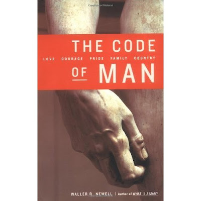 The Code of Man. Love, Courage, Pride, Family, Country