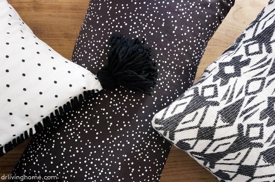 Diy. Cómo coser cojines sin cremallera
