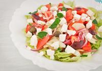 salada grega original