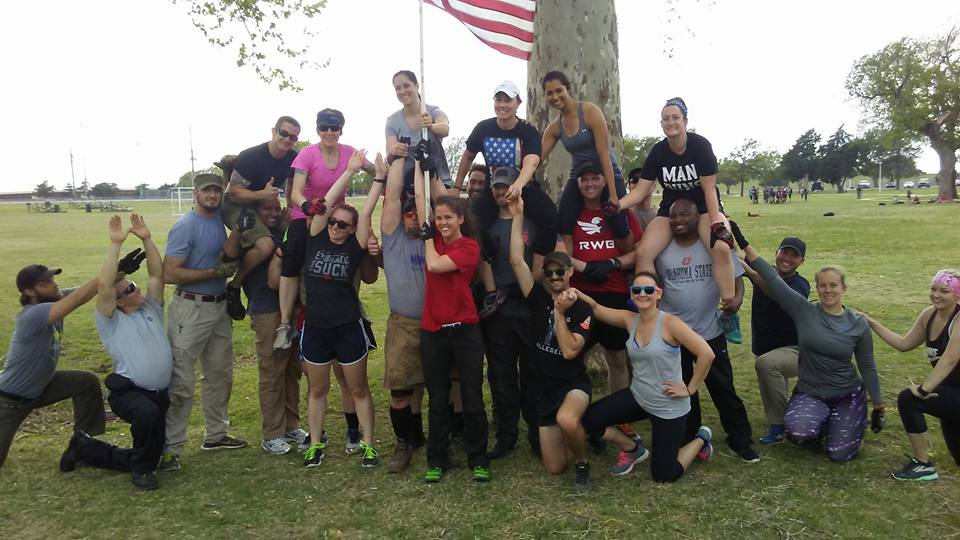 Mudding On Up: GORUCK HTL Class 006 Lessons Learned
