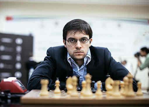 Le Grand-Prix de Sharjah avec Maxime Vachier-Lagrave  - Photo © Maria Yassakova