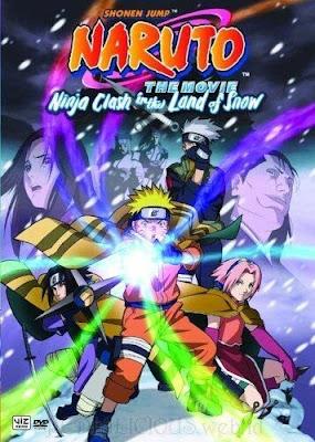 Sinopsis film Naruto the Movie: Ninja Clash in the Land of Snow (2004)