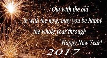 Gambar Kata Ucapan Tahun Baru 2017