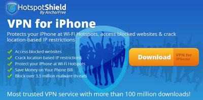 تطبيق-HotspotShield-VPN