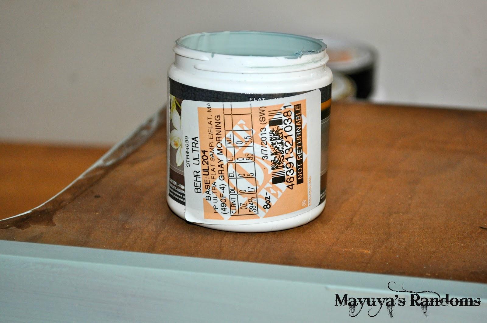 Mayuya S Randoms Gossip Bench Makeover In Quot Duck Egg Blue Quot