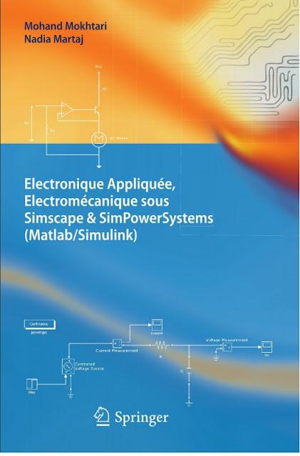 Electronique Appliquée, Electromécanique sous Simscape & SimPowerSystems