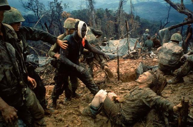 Σταθμός Α΄ Βοηθειών, Νότιο Βιετνάμ, 5 Οκτωβρίου 1966
