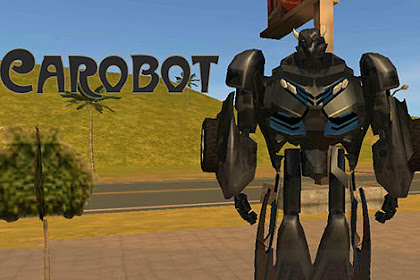 Download Game Android Carobot [game mirip transformers]