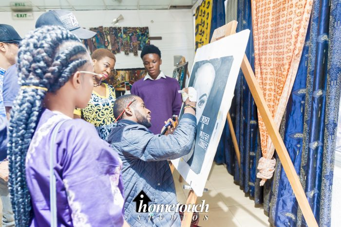 Coal City Art Exhibition 2017: Photos from the largest art exhibition held in Enugu