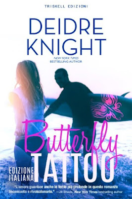In libreria #20 - Butterfly Tattoo