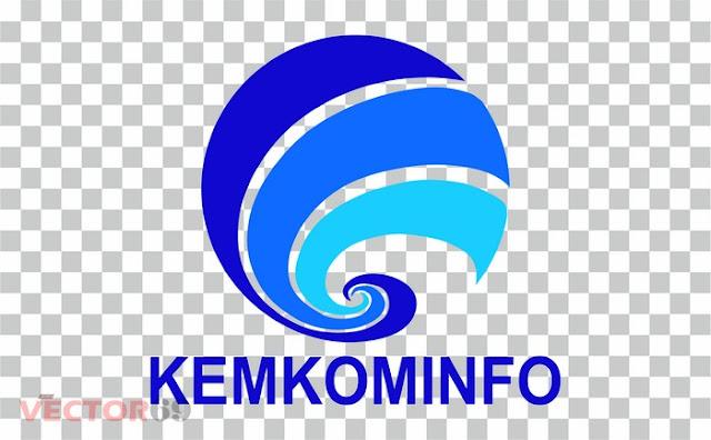 Logo Kementerian Komunikasi dan Informatika (Kemkominfo) Indonesia - Download Vector File PNG (Portable Network Graphics)