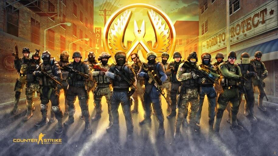 CS:GO, Counter Terrorist, Agents, 4K, #4.3164