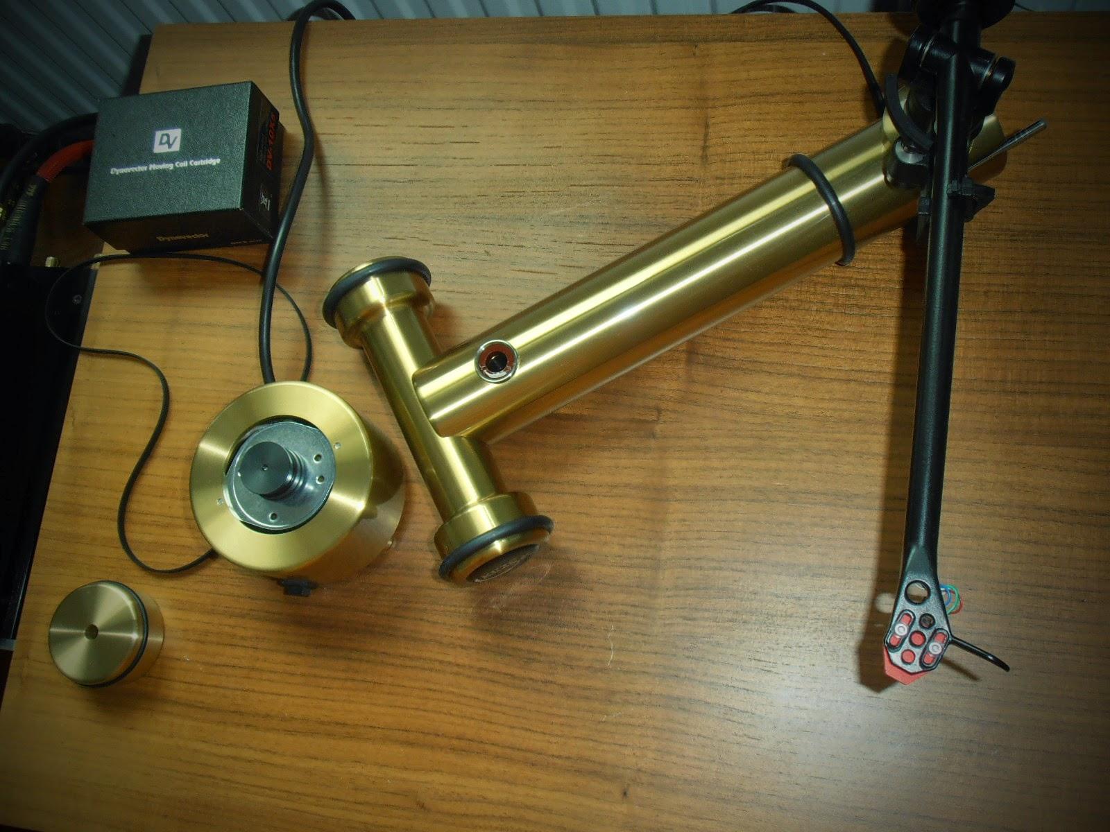 Stereo I Kolorowo Underground Gramofon Kuzma Stabi S