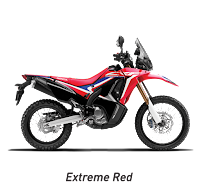jual honda crf250rally area bangka