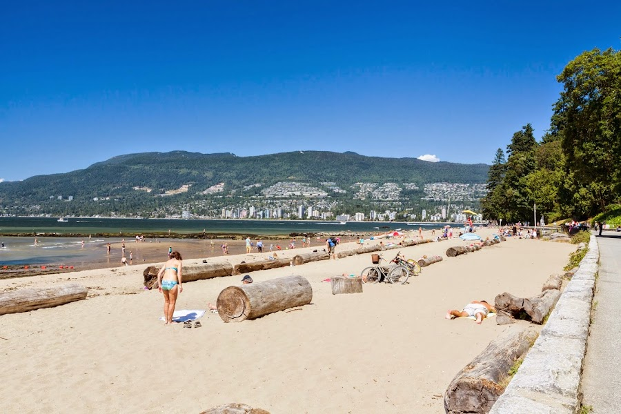 El Parque Stanley cuenta con 3 playas
