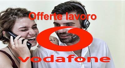 Offerte lavoro Vodafone Italia