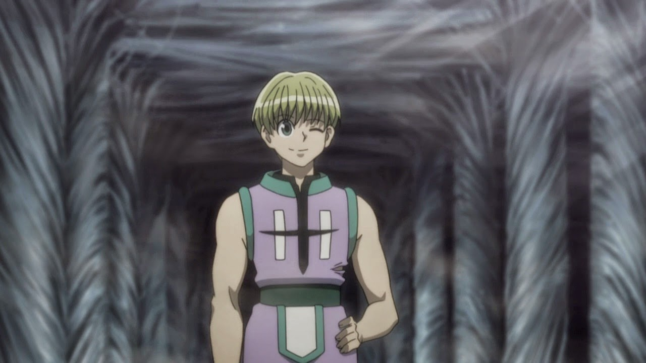 Shalnark, Hunter x Hunter