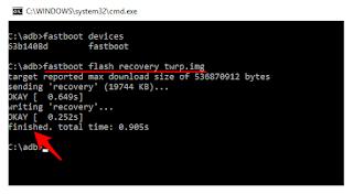 TWRP Recovery dan Root Xiaomi Redmi 5A Tanpa Bootloop