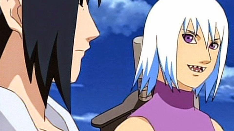 Sasuke y Suigetsu