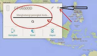 Cara Mudah Melacak Ponsel Yang Hilang menggunakan Google Setting