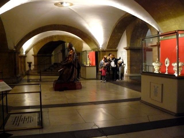 Capilla subterránea Medici Florencia