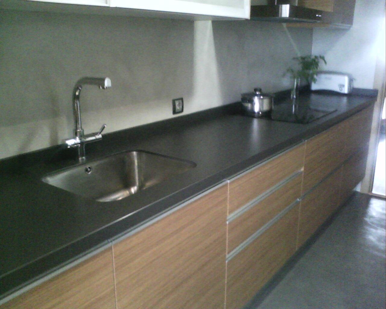 Encimeras de cocina cu les son y c mo conservarlas - Nuevos materiales para encimeras de cocina ...