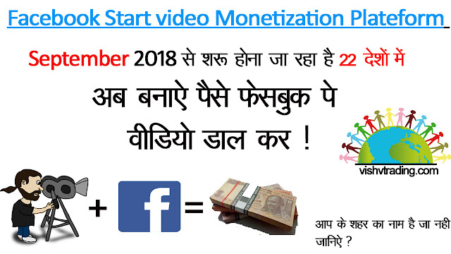 Facebook Page Video Monetization