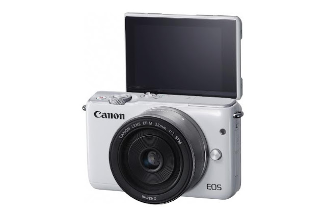 Canon EOS M10 : Newest Mirrorless Camera