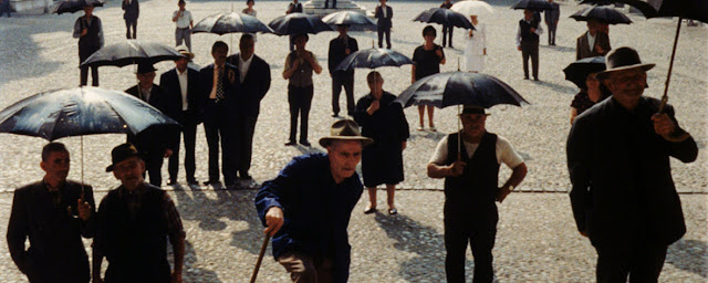 """Strategia pająka"" (1970), reż. Bernardo Bertolucci"