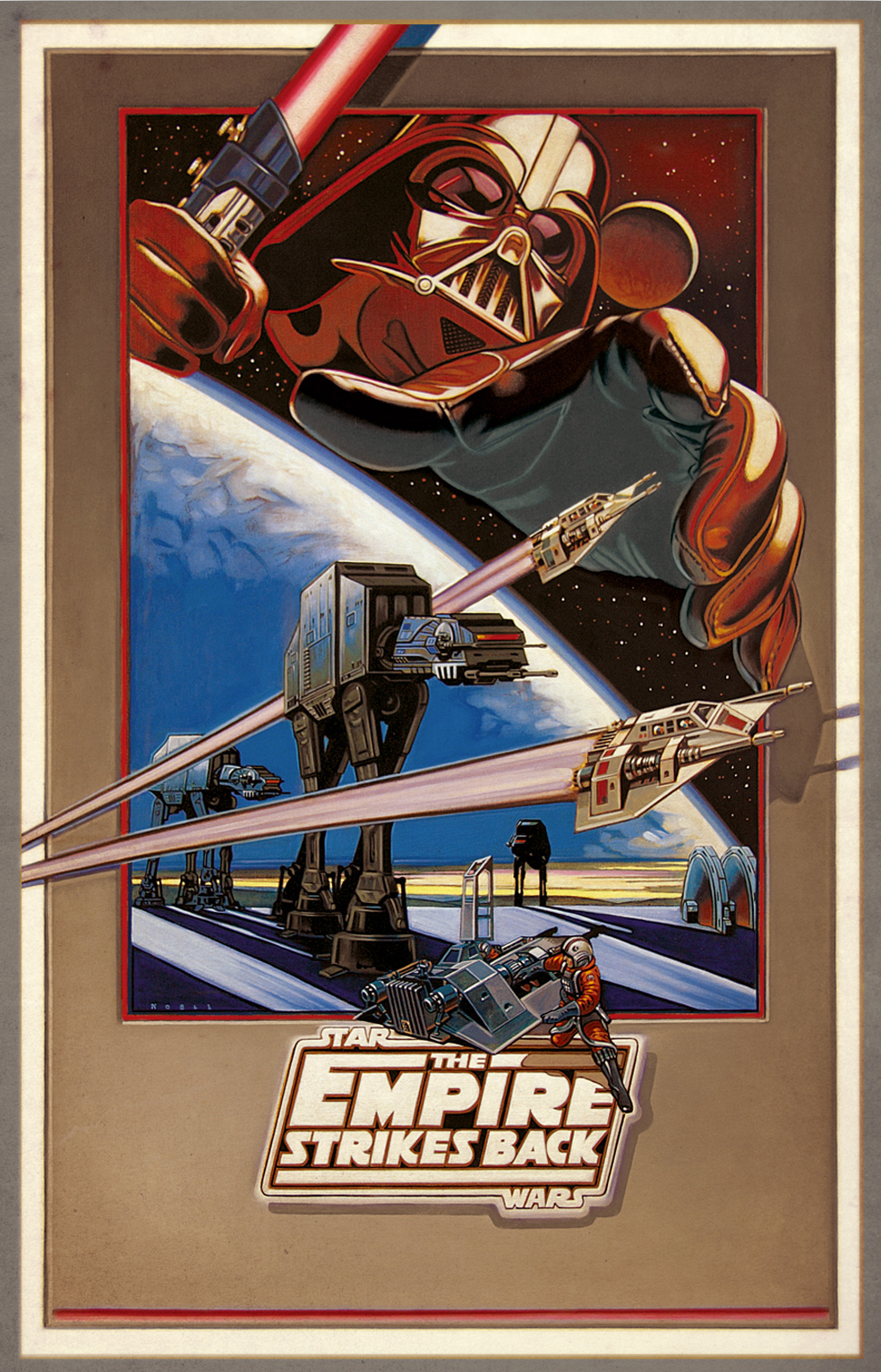 The Geeky Nerfherder: Movie Poster Art: Star Wars: The ...