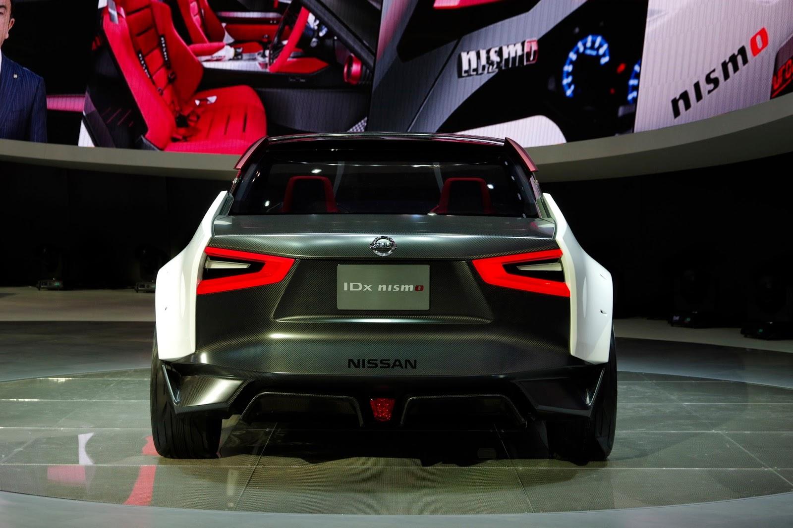 nissan idx nismo concept 05 Το επόμενο Nissan Z θα είναι ελαφρύτερο, μικρότερο και δίλιτρο