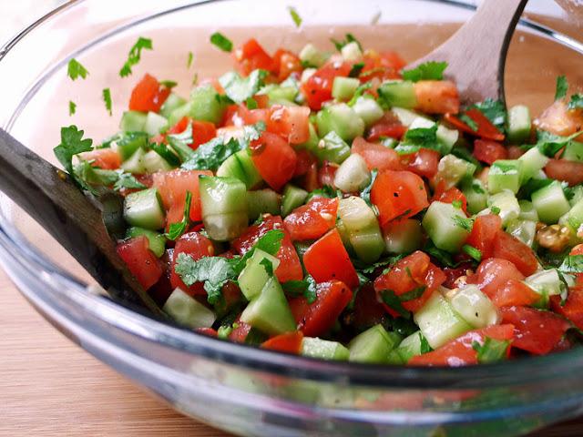 Tomato Salad Recipe Food Network