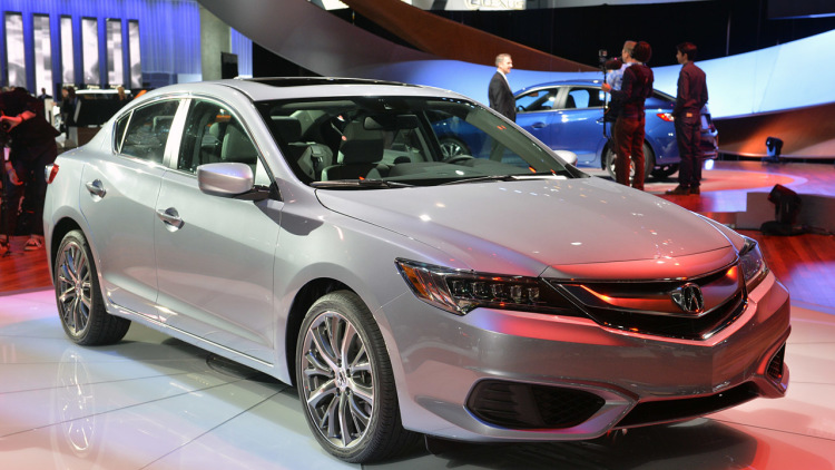 2016 Acura Tsx Get Clear Pictures And Review