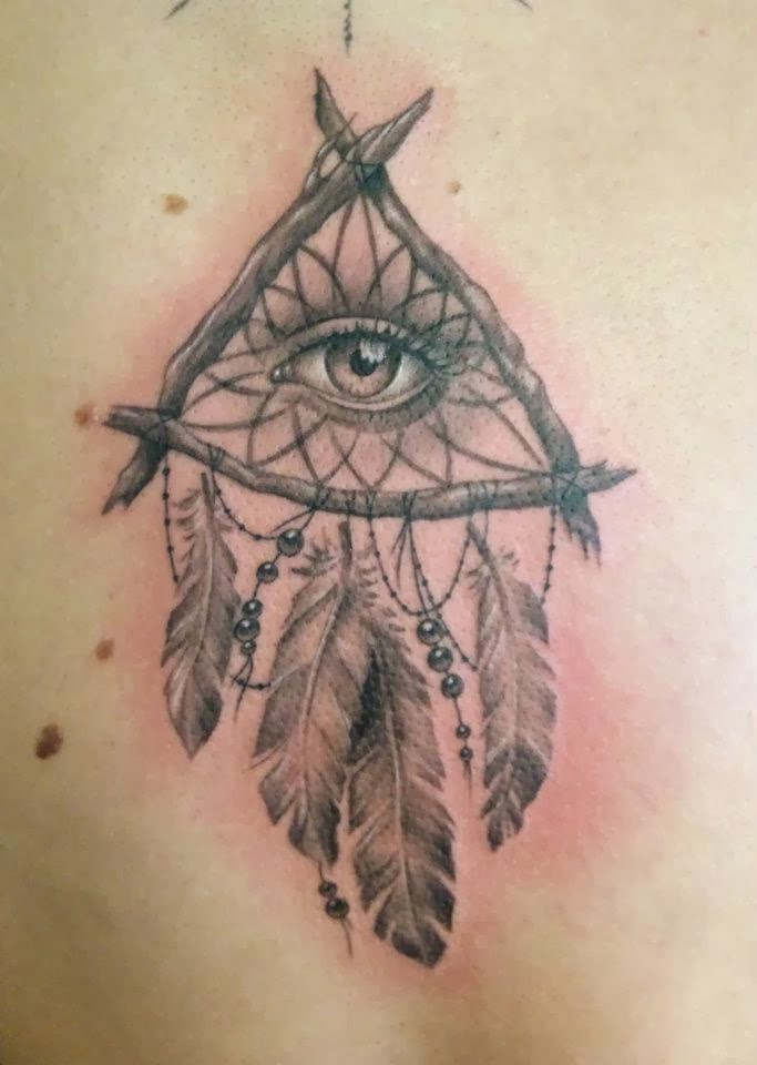 Dream Catcher Tattoo For Men Gorgeous Million Posts Awesome Dream Catcher Tattoos