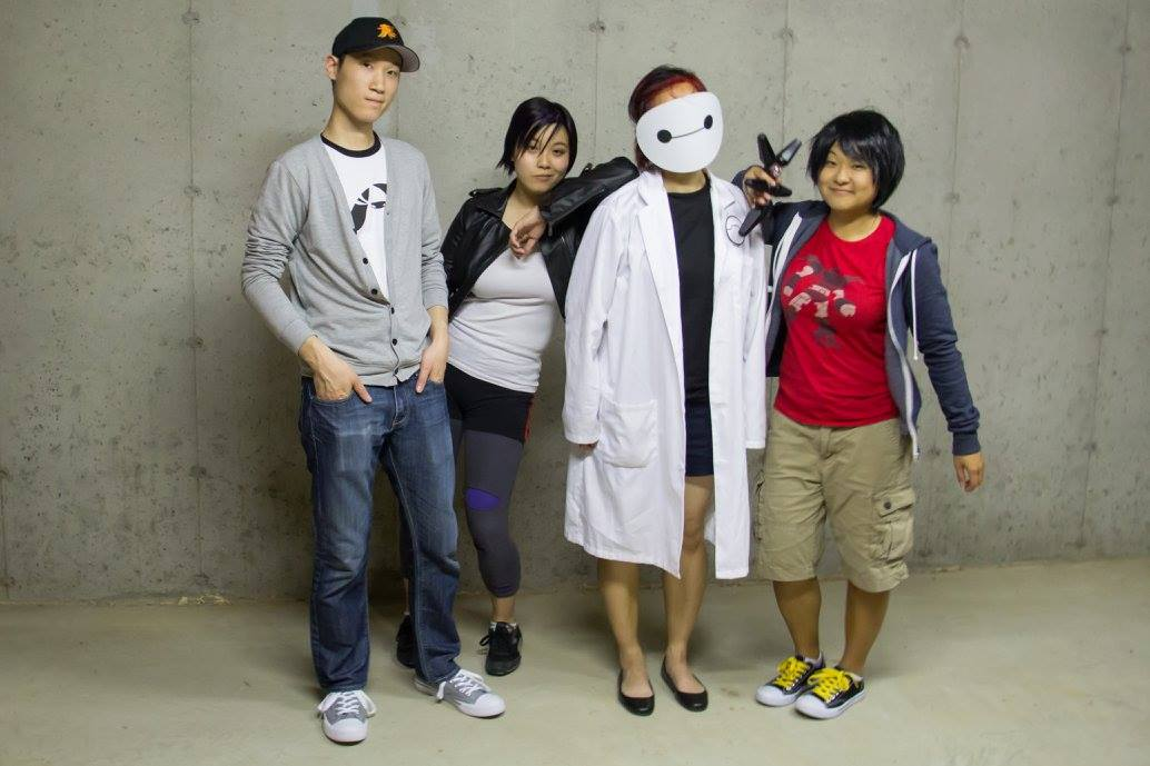 My friends and I had a partial Big Hero 6 group and it was lots of fun for  a simple and comfortable costume. If you would like to give Tadashi a try e6cccfc570