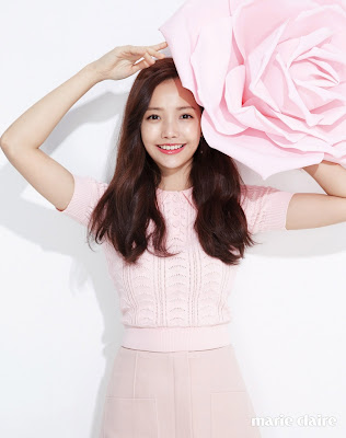 10 Potret Manis Ha Yeon Soo Yang Jadi Kim Bo Ra di Rich Man Bersama Suho EXO, Mirip Barbie!
