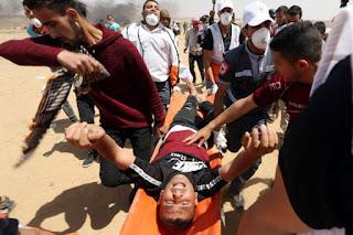 Pasukan Israel Kembali Bunuh Satu Warga Palestina dan Lukai 170 Warga Sipil lainnya