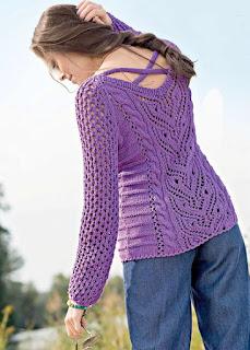 azhurnyj-pulover-s-perepleteniyami-na-spinke