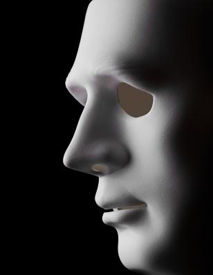 Maskë njeriu