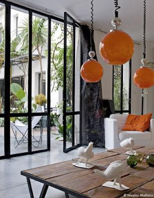 interior crisp blog sur la d coration int rieure des visites de maisons et des id es d co get. Black Bedroom Furniture Sets. Home Design Ideas
