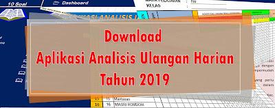 Aplikasi Analisis Jawaban Siswa 10,15, 20, 25 Soal Revisi 2019