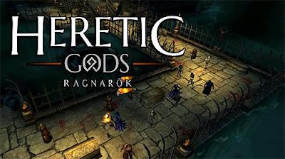 HERETIC GODS – Ragnarök Mod (Free Shopping/VIP) Apk Download