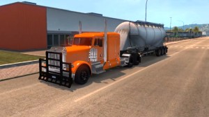 ATS Trucks for ETS 2