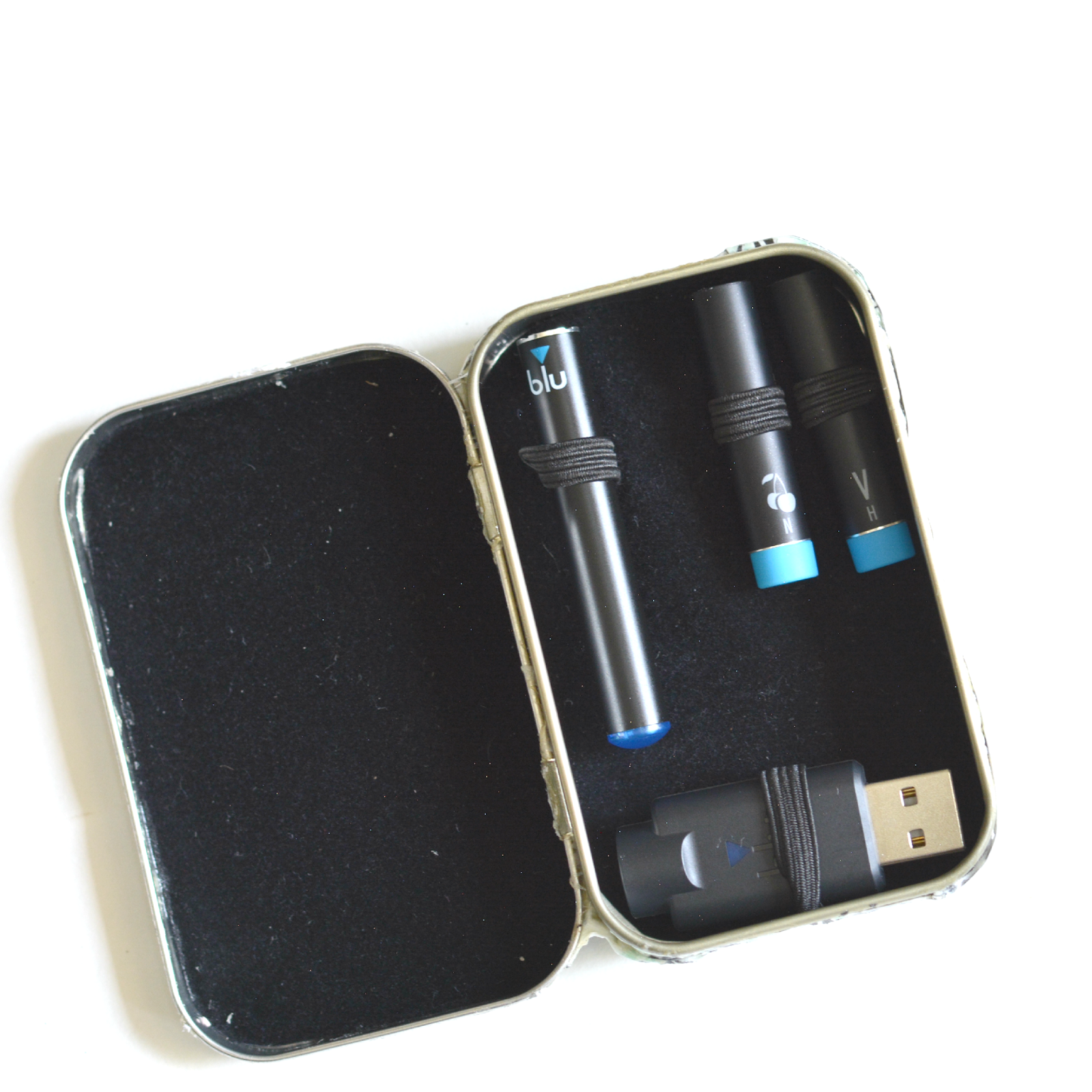 blu plus+ e-cig xpress with tanks #shop