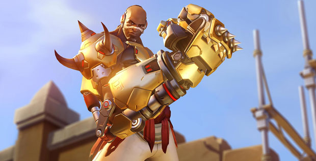 Overwatch: Doomfist Gets Major Changes on PTR