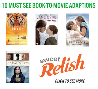 Yes/No Films Sweet Relish book-to-movie adaptations
