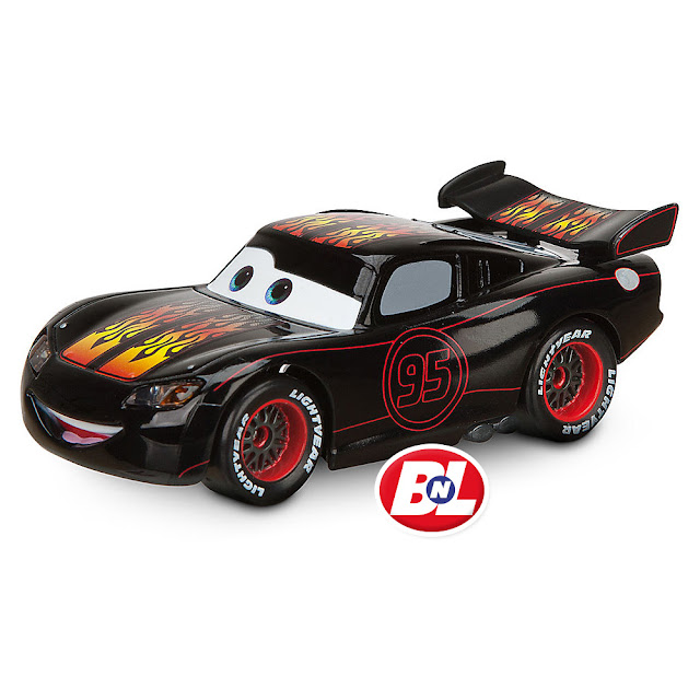Welcome On Buy N Large Cars 2 Lightning Mcqueen Silver: WELCOME ON BUY N LARGE: Cars: Lightning McQueen Die Cast