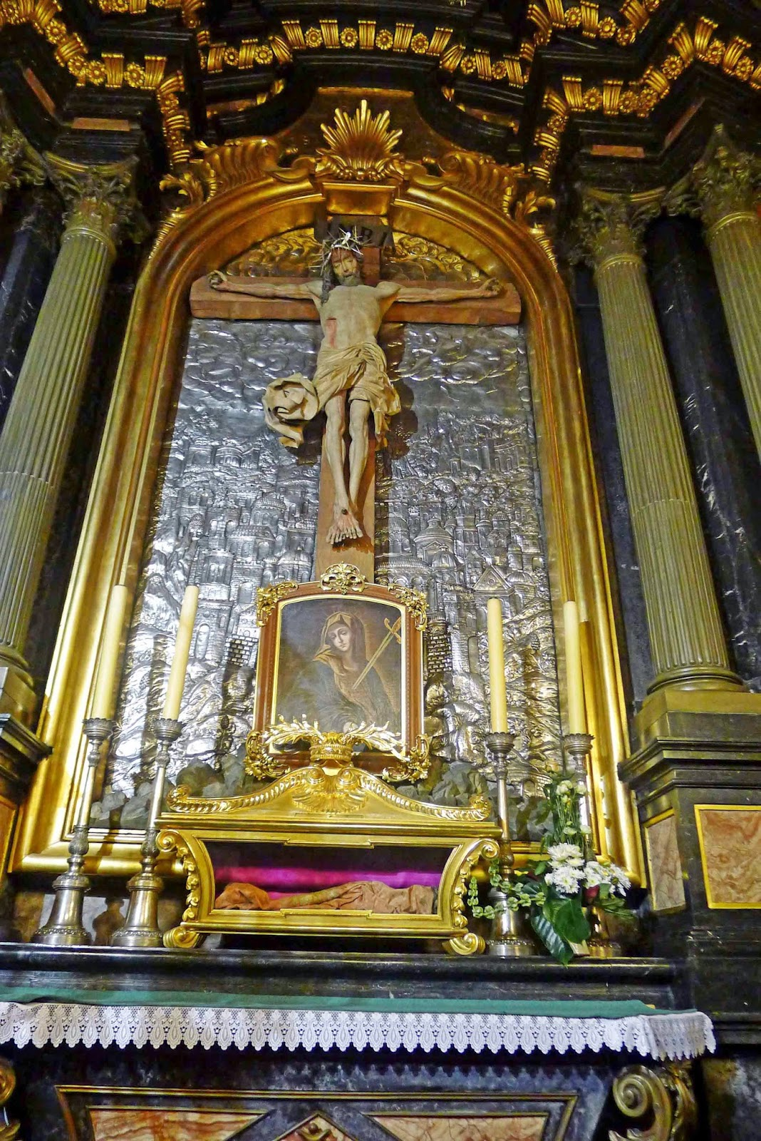 St. Mary's Basilica Relic