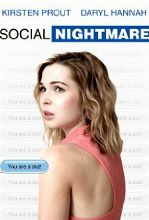 Poster Of Hollywood Film Social Nightmare (2013) In 300MB Compressed Size PC Movie Free Download At worldfree4u.com