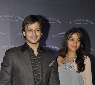 Vivek Oberoi is all set to become a father
